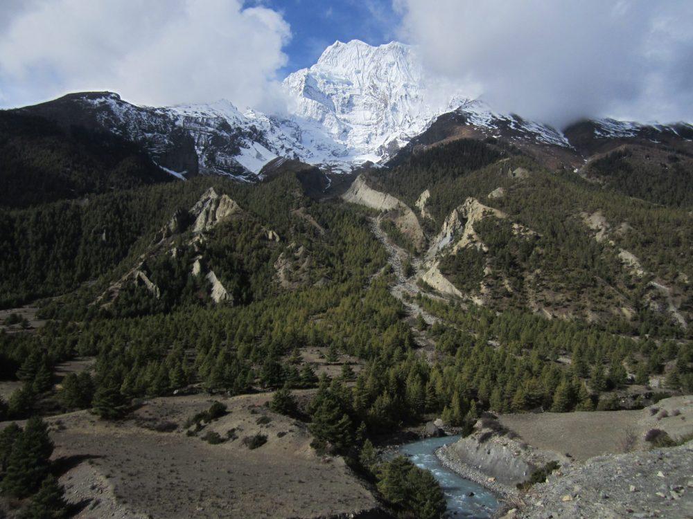 Round Annapurna