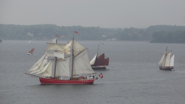 historische Segeljachten