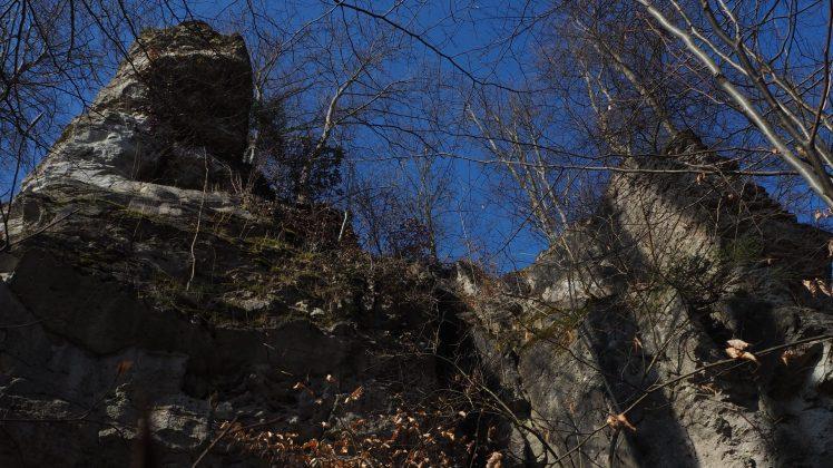 Dolomiten im Harz