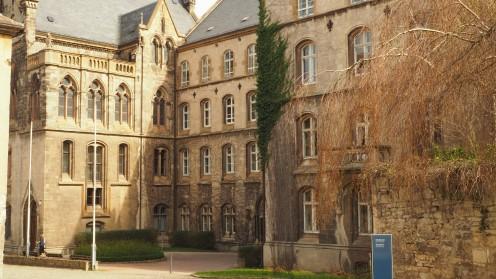 Schulpforte Schulgebäude