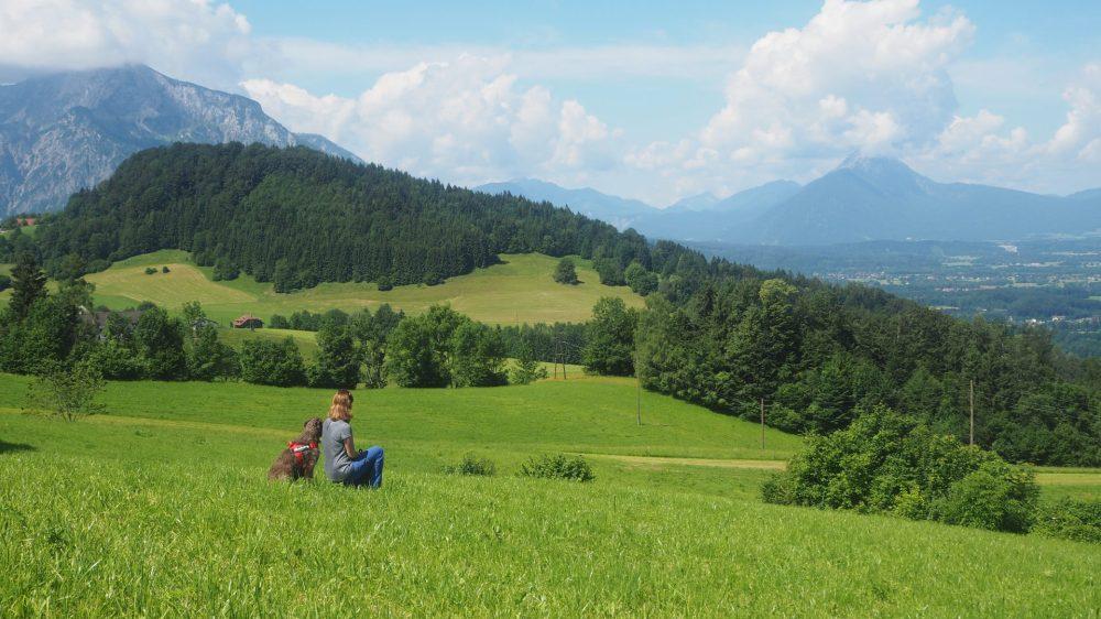 Gemeinsam unterwegs in Salzburg