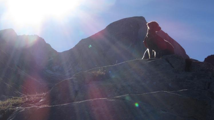 Helden am Berg