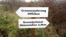Grenze bei Helmstedt