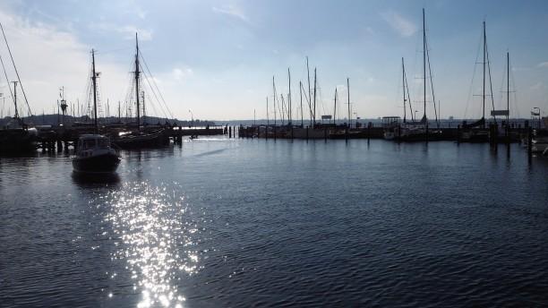 Hafen Möltenort