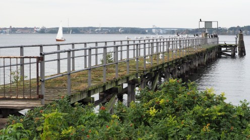 alte Seebrücke Mönkeberg