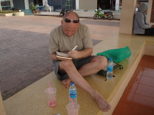 Bloggen in Thailand