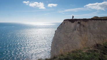 Purbeck Island Old Harry Rocks (1)
