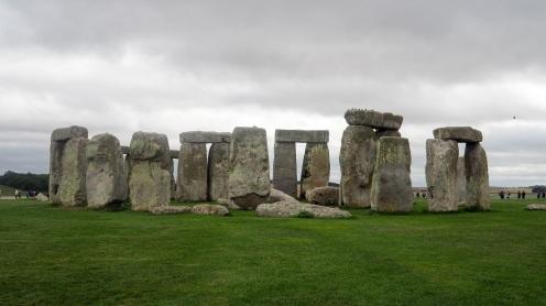 Stonehenge mit Hund (3)