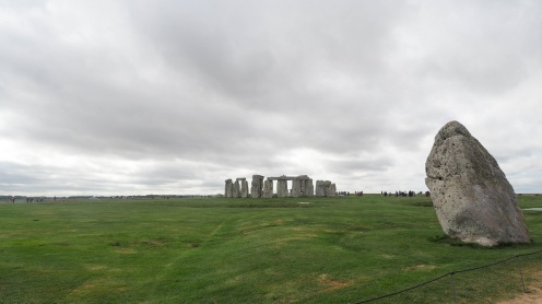 Stonehenge mit Hund (5)