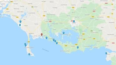 Golfe du Morbihan und Halbinsel Quiberon