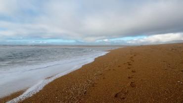 Strand von Erdeven Bretagne(1)