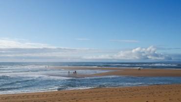 Strand von Erdeven Bretagne(2)