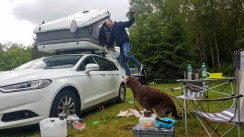 Dachzelt Camping (4)