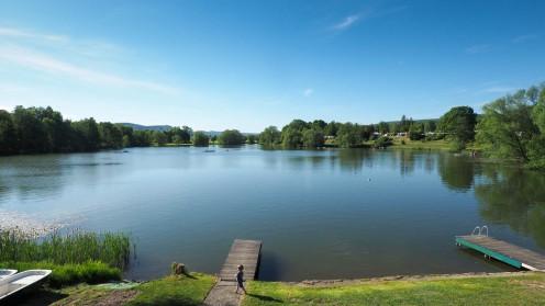 Humboldtsee im Ith