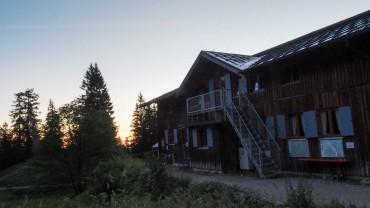 Sonnenaufgang Tutzinger Hütte (3)