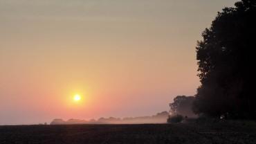 Sonnenaufgang in der Lüneburger Heide (5)
