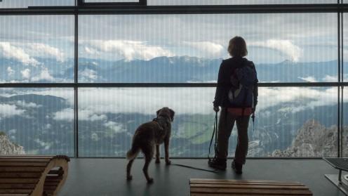 Aussichtsplattform Karwendel